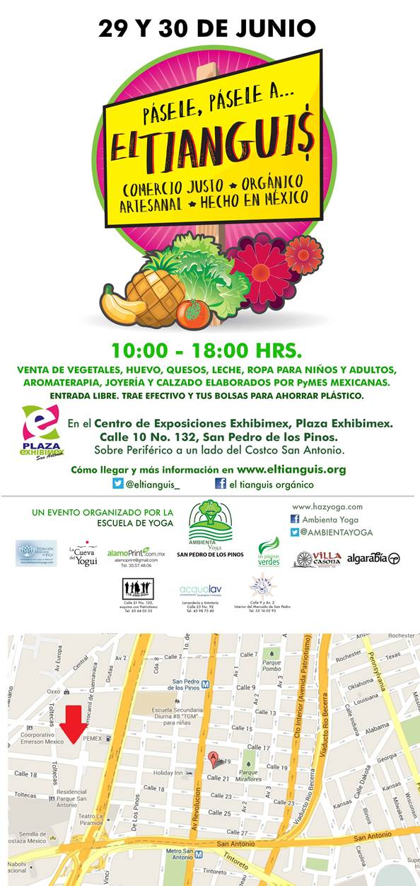 FLYER TIANGUIS