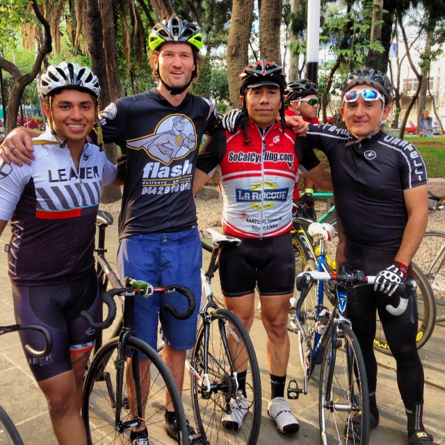 TEAM GET PAIDS: Edgardo, Safa, Saul & Miguel